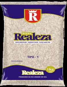 Pacote de arroz Realeza