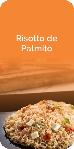 RISOTTO DE PALMITO