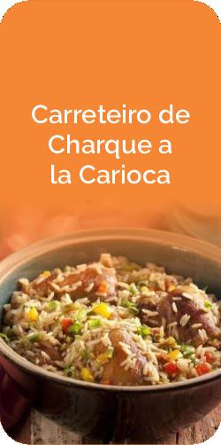 CARRETEIRO DE CHARQUE A LA CARIOCA