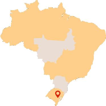 Mapa do site arrozeira